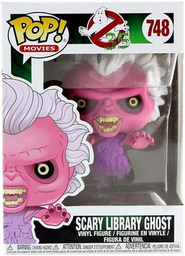 POP! Ghost Busters - Scary Library Ghost (748)