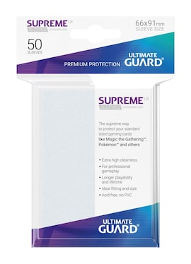 Ultimate Guard Koszulki Supreme UX Standard Frosted (50)