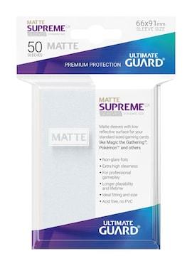 Ultimate Guard Koszulki Supreme UX Standard Matte Frosted (50)