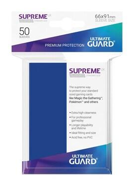 Ultimate Guard Koszulki Supreme UX Standard Niebieskie (50)