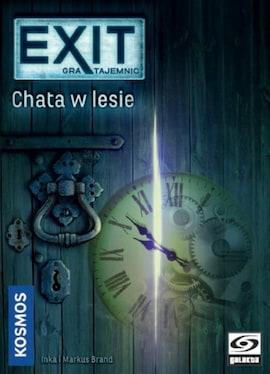 Galakta Gra EXIT: Chata w Lesie