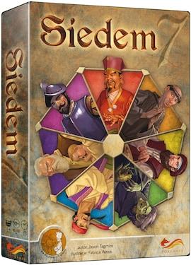 SIEDEM 7 (OPRAWA MIĘKKA)