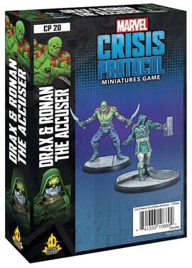 Marvel Crisis Protocol: Drax & Ronan the Accuser