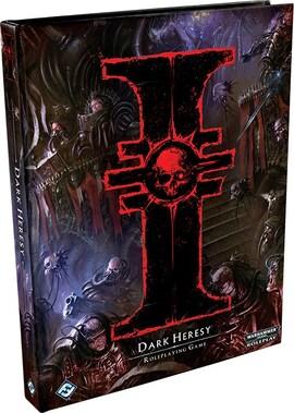 Dark Heresy 2 RPG podręcznik podstawowy