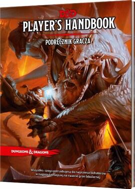 Dungeons and Dragons Podręcznik Gracza Edycja PL