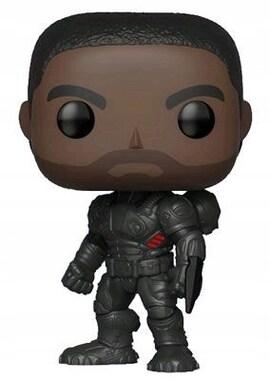 Funko POP! Aquaman Black Manta unmasked 249