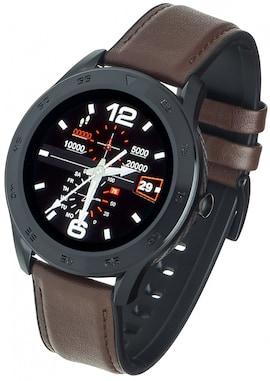 GARETT Smartwatch GT22S dark brown leather