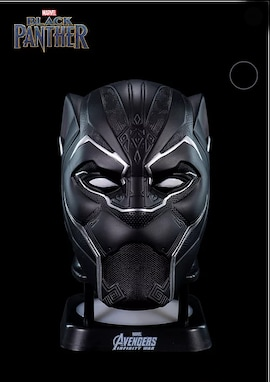 Marvel Heroes - Black Panther Mini Bluetooth Speaker