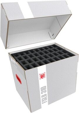 Feldherr - Pudełko na 108 figurek oraz gąbka modularna FSLB310