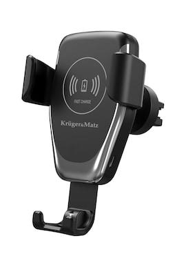 Uchwyt Samochodowy Kruger&Matz Km0128 Z Funkcją Ładowania Indukcyjnego