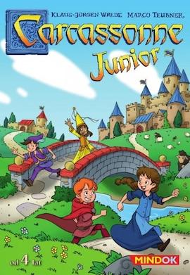 Bard Gra Carcassonne Junior (edycja Polska)