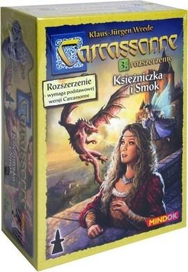 Carcassonne 3. Księżniczka i Smok (druga edycja)