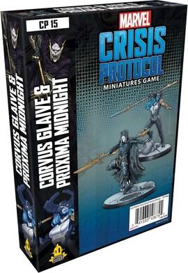 Marvel Crisis Protocol: Corvus Glaive & Proxima