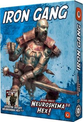Neuroshima HEX! 3.0: Iron Gang