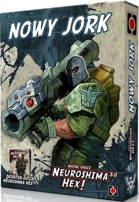Neuroshima HEX! 3.0: Nowy Jork