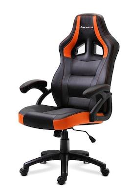Fotel Gamingowy Huzaro Force 4.2 Czarno-Pomarańczowy