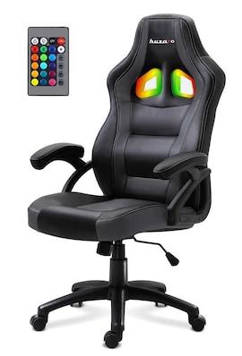 Fotel Gamingowy Huzaro Force 4.2 Rgb Świeci