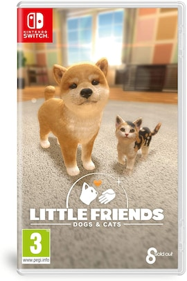 Little Friends: Dogs & Cats Nintendo Switch Nintendo Switch Gaming