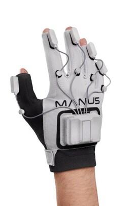 Rękawice haptyczne Manus Prime II