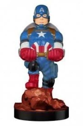 Stojak Marvel Captain America (20 cm/micro USB)
