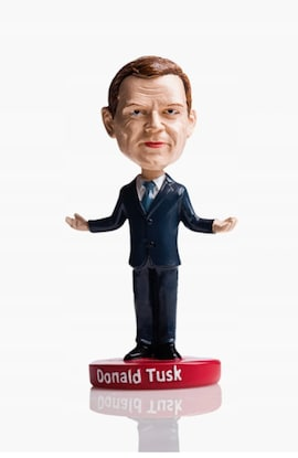 Figurka Bobble Head - Donald Tusk