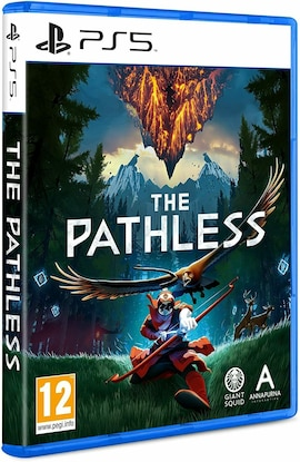 The Pathless PS5 Hard Copy Brand new & Sealed (PS5) Gaming