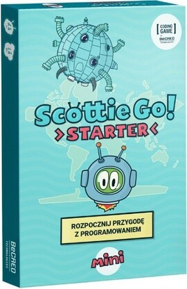 Rebel Gra Scottie Go! Starter Mini (edycja polska)