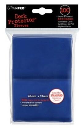 Ultra-Pro Koszulki Deck Protector Standard 66x91 - Niebieskie (100szt)
