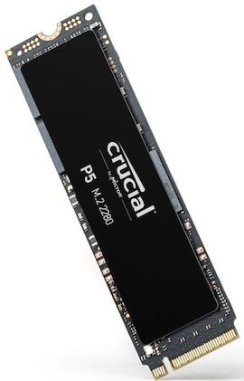 Crucial P5 M.2 2280″ 1 Tb Pci-Express 3400Mb/s 3000Ms/s