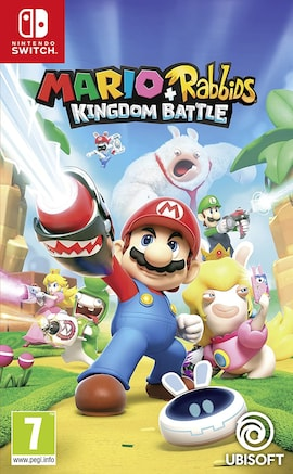 Mario + Rabbids Kingdom Battle Nintendo switch Nintendo Switch Gaming