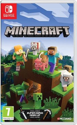 Minecraft Nintendo Switch Hardcopy Brand new & Sealed  Nintendo Switch Gaming
