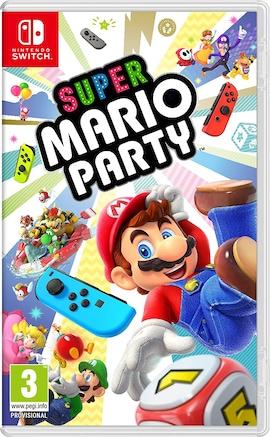 Super Mario Party Nintendo Switch Hardcopy Brand new & Sealed Nintendo Switch Gaming