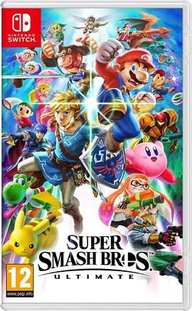 Super Smash Bros - Ultimate (Nintendo Switch) Nintendo Switch Gaming