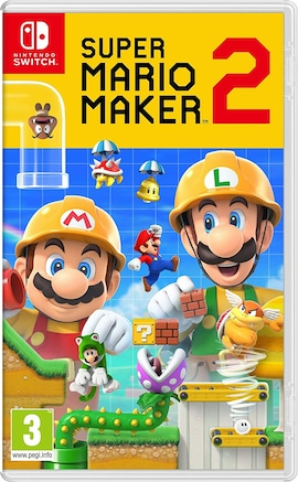 Super Mario Maker 2  Nintendo Switch Gaming