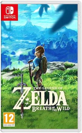 The Legend of Zelda: Breath of the Wild (Nintendo Switch) Nintendo Switch Gaming