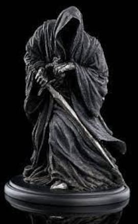 Figurka Lord Of The Rings Statue Ringwraith Nazgul 15cm Weta Workshop