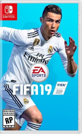 FIFA 19 Standard Edition Nintendo Switch Nintendo