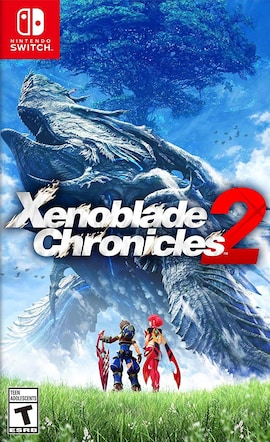 SWITCH XENOBLADE CHRONICLE 2