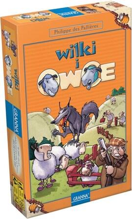 WILKI I OWCE ( PASTERECZKA )