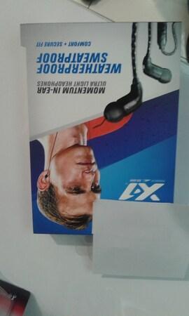 Headphones X-1 (Powered by H2O Audio)