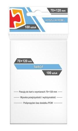 Koszulki Rebel (70x120) Tarot 100szt