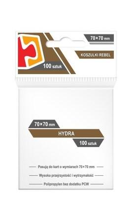Koszulki Rebel (70x70) Hydra 100szt