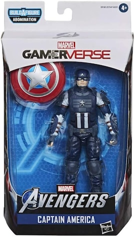 Marvel Legends - Avengers - Captain America