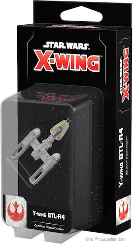 Star Wars X-Wing II edycja - Y-wing BTL-A4