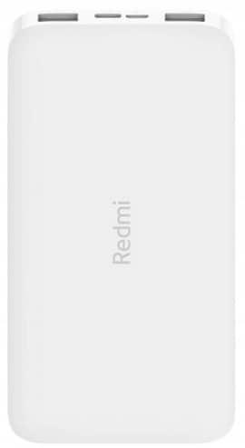 XIAOMI REDMI POWER BANK 10000MAH 2xUSB + USB-C