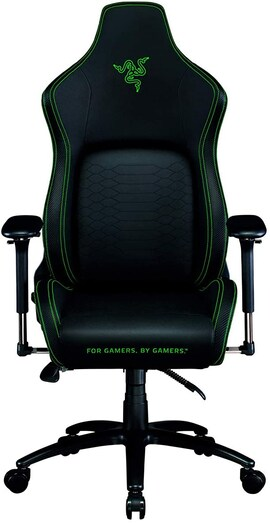 Razer Iskur Gaming Chair with Built-in Lumbar Support Gaming Chair