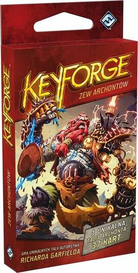 KeyForge Zew Archontów - Talia Archonta
