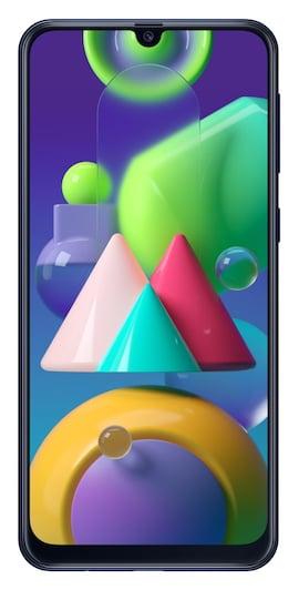 Smartphone SAMSUNG Galaxy M21 64 GB Niebieski 64 GB Niebieski SM-M215FZBUXEO