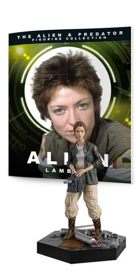 Eaglemoss Alien Lambert 11cm 1:16