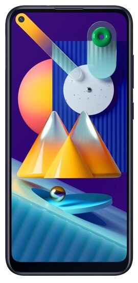 Smartphone SAMSUNG Galaxy M11 Czarny 32 GB Czarny SM-M115FZKNEUE